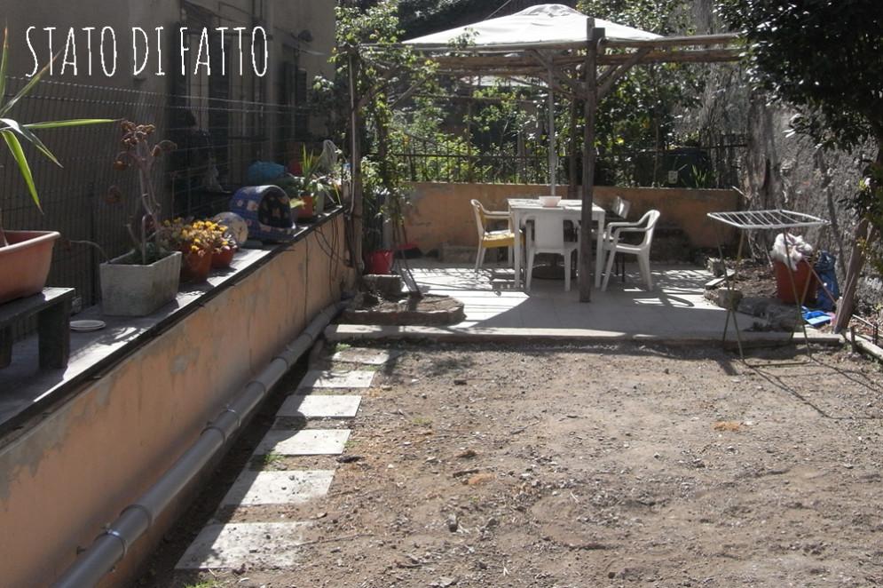 giardino regalato-carraro-STATO DI FATTO