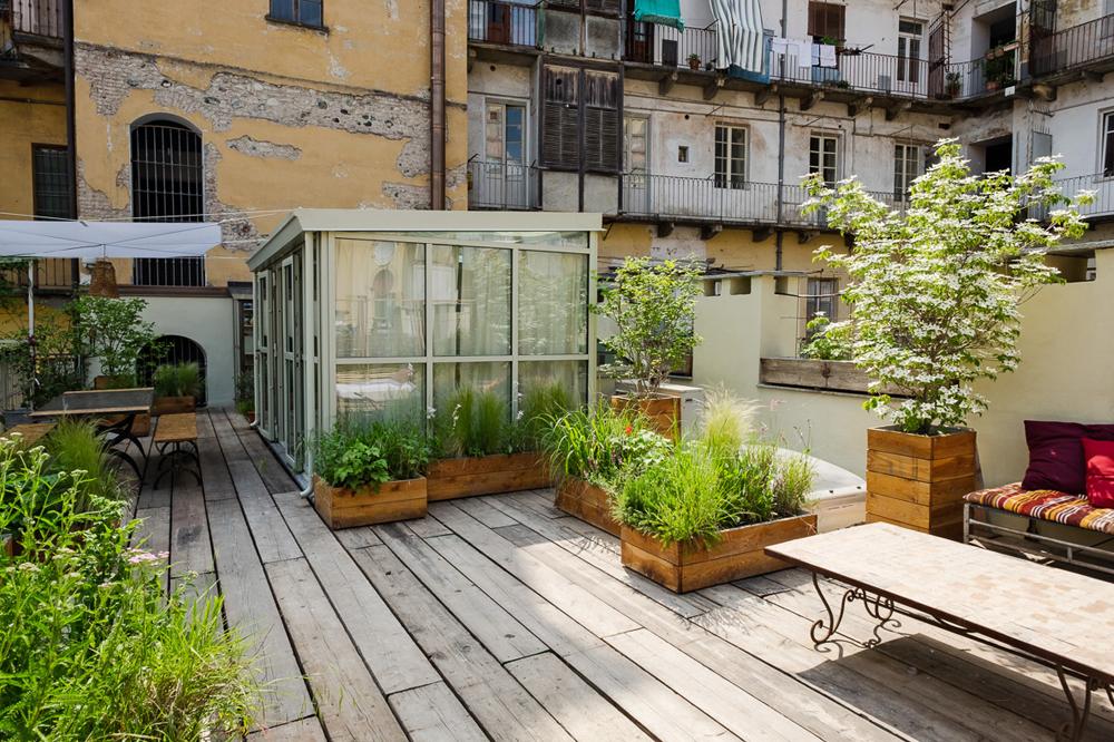 Progettazione terrazza torinomarta carraro for Architetto fai da te